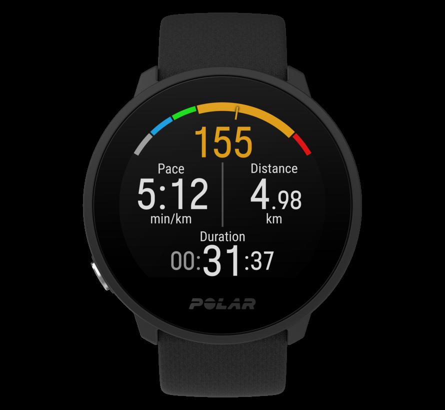 Polar Unite - Fitnesshorloge - Verschillende kleuren - Extra polsband inbegrepen