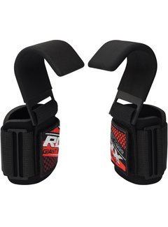 RDX Sports W5 Weight Lifting Hook Straps