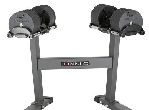 Finnlo by Hammer Finnlo SMARTLOCK 2 x 32 kg set incl. rack
