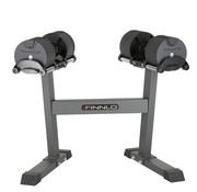 Finnlo by Hammer Finnlo SMARTLOCK 2 x 20 kg set incl. rack