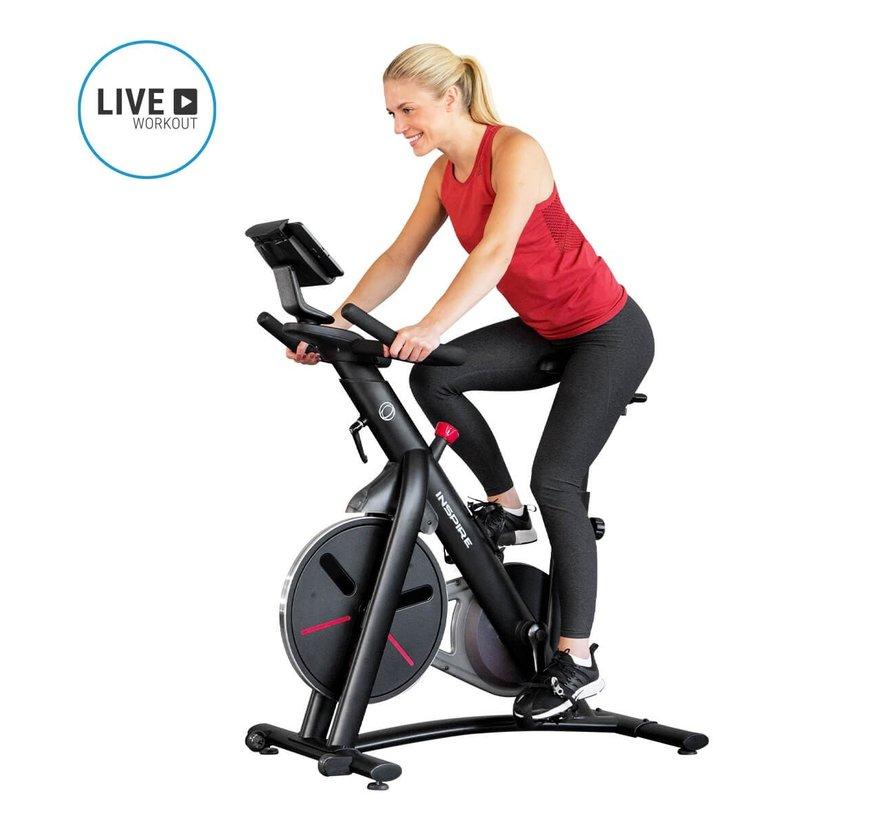 Inspire Indoor Cycle ILC Met Live Workouts