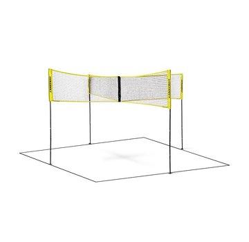 Hammer Fitness Hammer Crossnet Volleybal Net Four Square