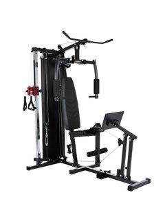 Hammer Fitness Ferrum TX3 Homegym met pulley en legpress