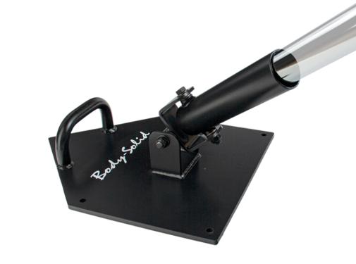 Body-Solid Body-Solid TBR50 Home Plate T-Bar Row Landmine