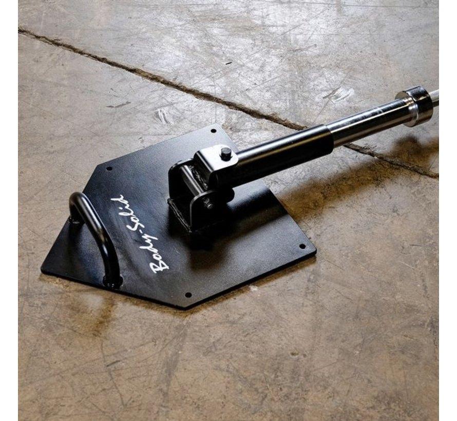 Body-Solid TBR50 Home Plate T-Bar Row Landmine