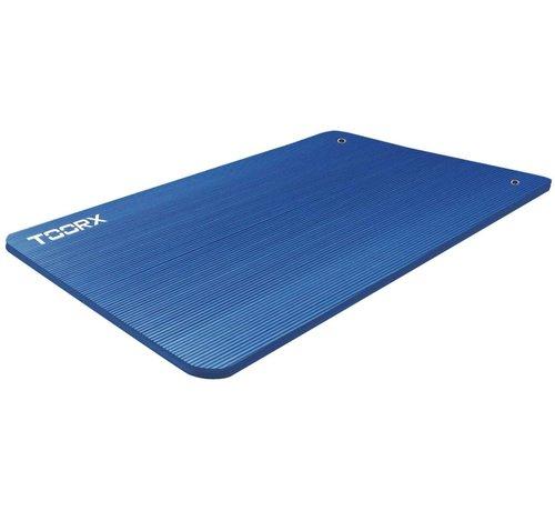 Toorx Fitness Toorx Fitness Yogamat 100 x 61 x 1.5 cm - met ophangogen