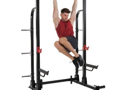Hammer Fitness Hammer Training Station Barbell Rack Core 4.0