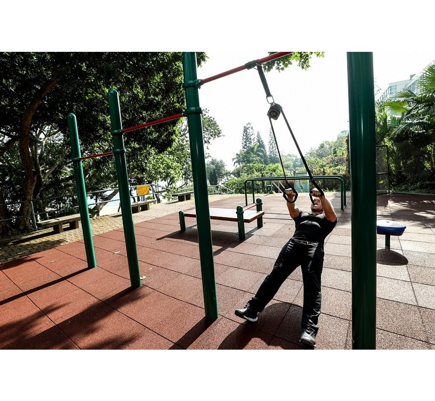 RECOIL S2 Suspension Trainer - Gym Edition