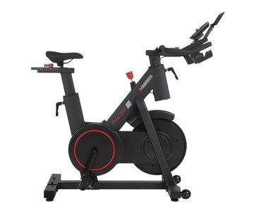 Hammer Fitness Racer S Speedbike met trainingsprogramma's