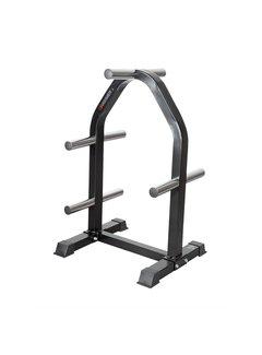 Hammer Fitness gewichtenrek voor 50 mm halterschijven