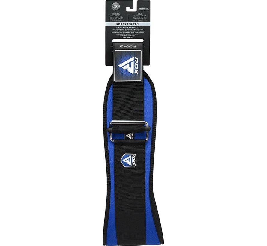 RDX X3 Gewichtsriem - Neopreen  - Blauw