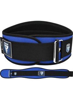 RDX Sports X3 Gewichtsriem - Neopreen  - Blauw