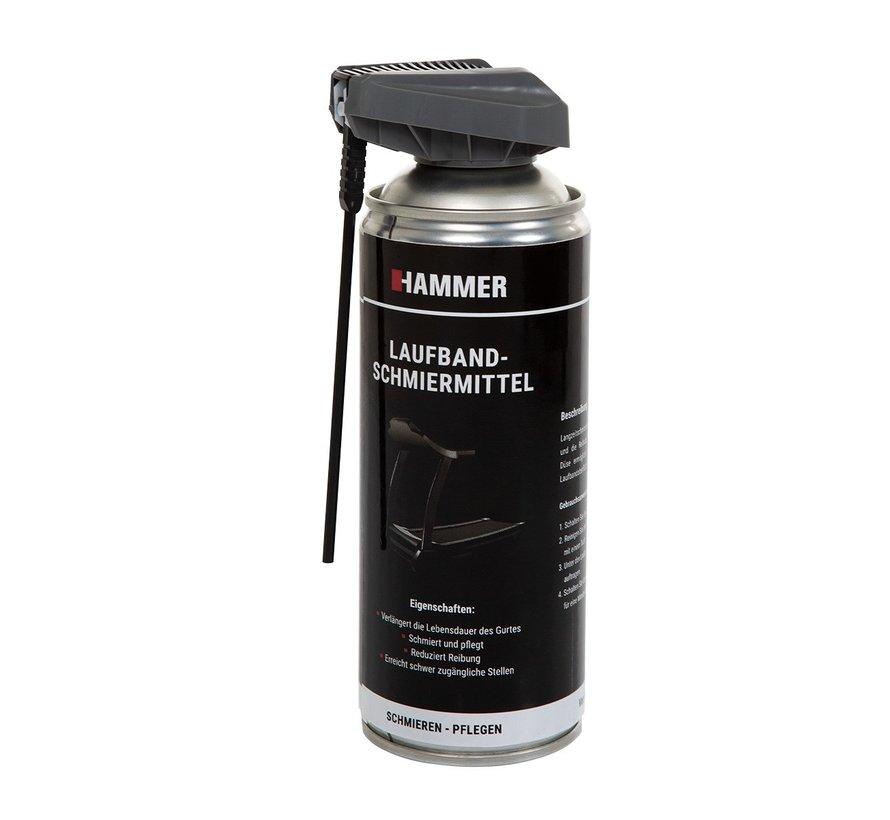 Hammer Siliconenspray - Smeermiddel - Loopbandenspray - 500 ml - met spuitsysteem