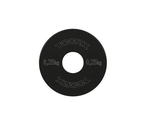 Toorx Fitness Toorx Olympische Micro Halterschijven - Staal - per paar