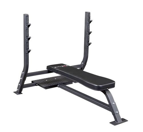 ProClubLine Pro Clubline Flat Olympic Bench SOFB250