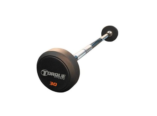 Torque Fitness Torque Barbell Urethane Pro-Style Straight Fixed