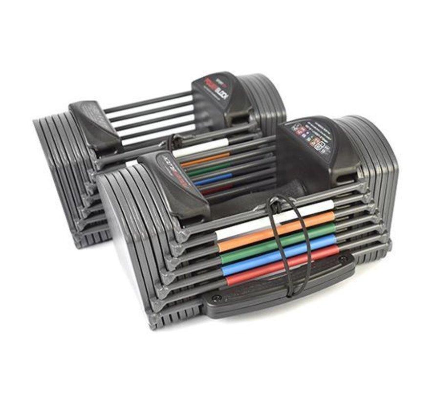 Sport 24 set - 1 tot 11kg - Compact - Per Paar
