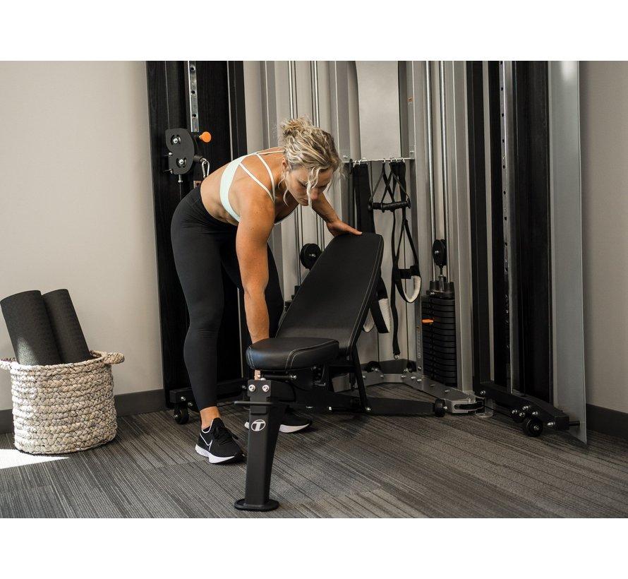 Verstelbare Fitnessbank - Voor de F9 Fold Away Functional Trainer