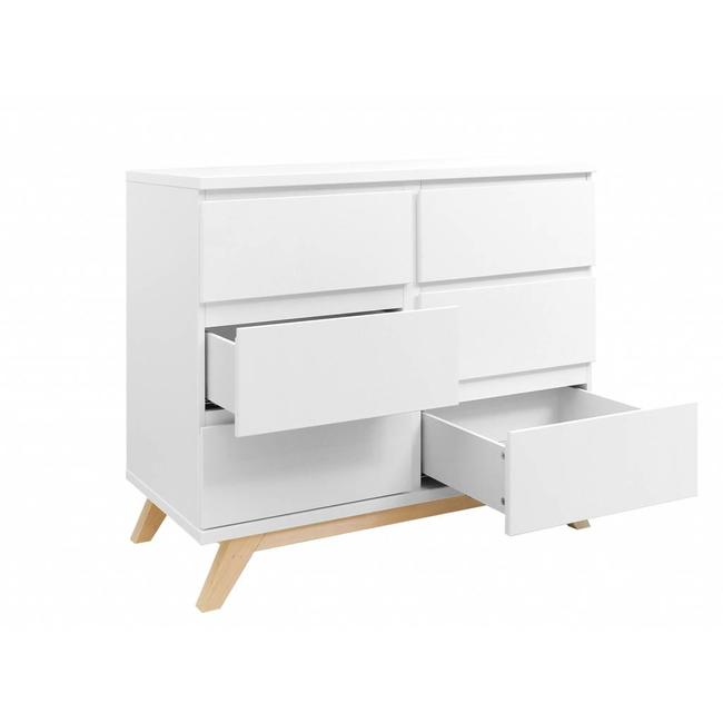 Bopita Commode Lynn XL - Greeploos - 6 lades