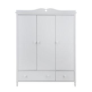 Lilli Furniture 3 deurs kinderkast Emma