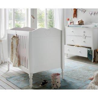 Lilli Furniture Ledikant Emma - Wit - 60x120