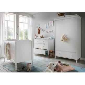 Lilli Furniture Babykamer Emma 3-delig