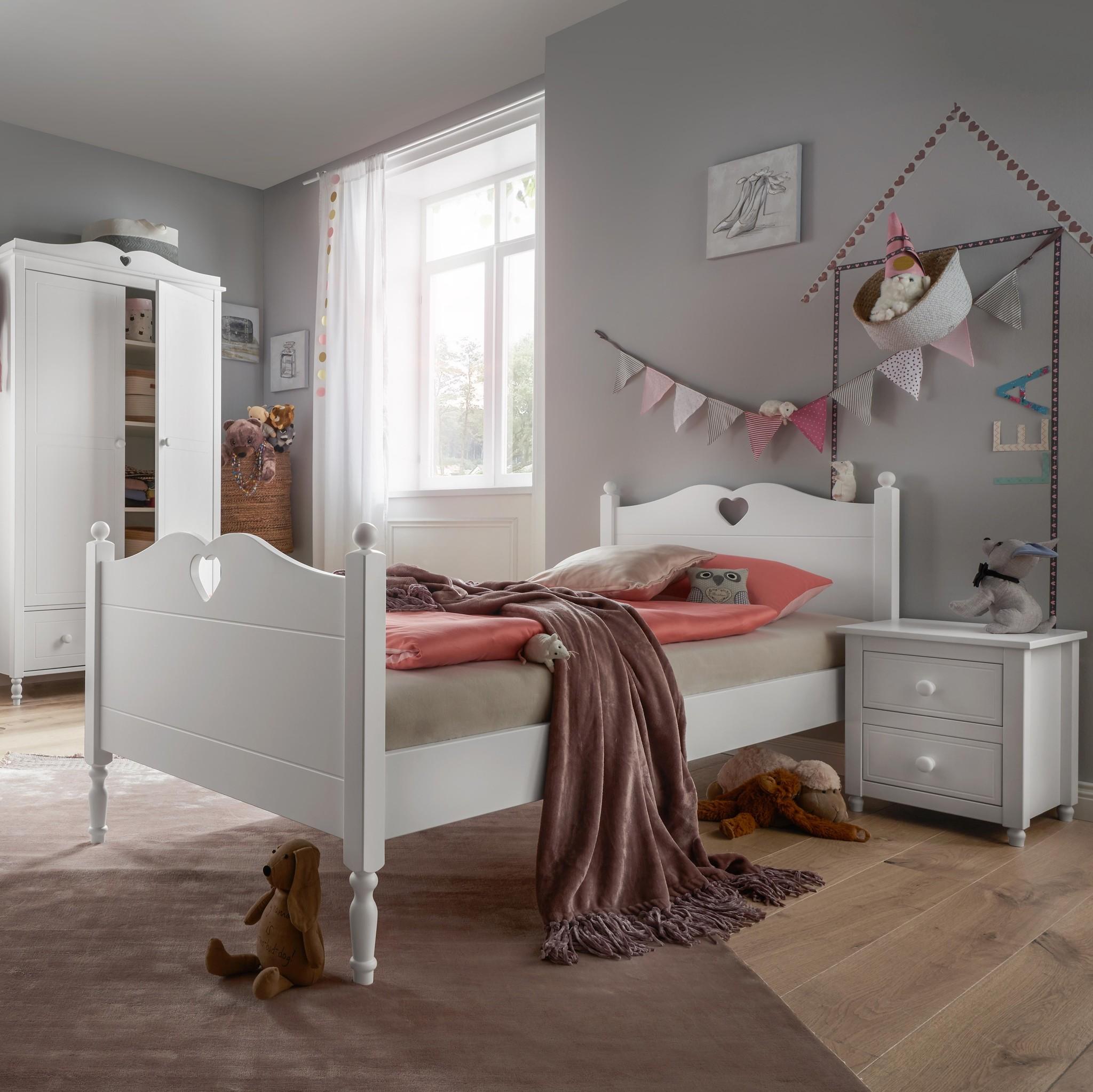 Baby- en kinderkamer meubelen Emma van Lilli Furniture een bestseller