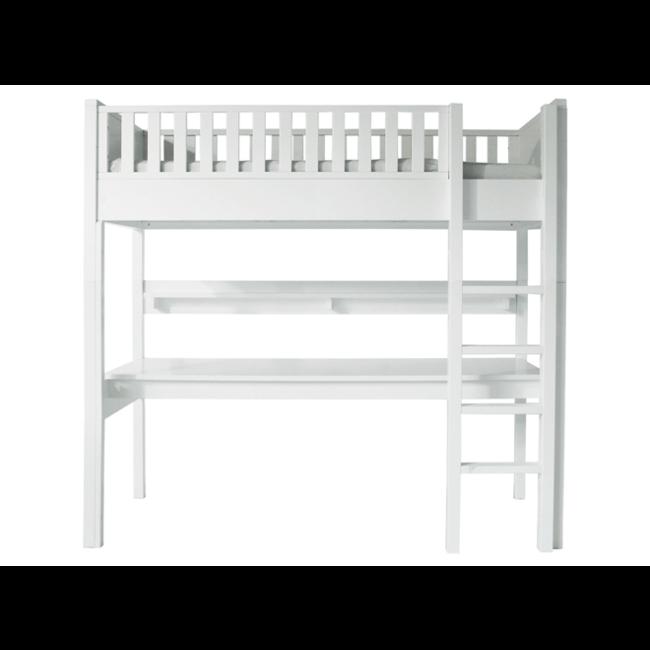 Bopita Nordic hoogslaper XL - rechte trap - Wit