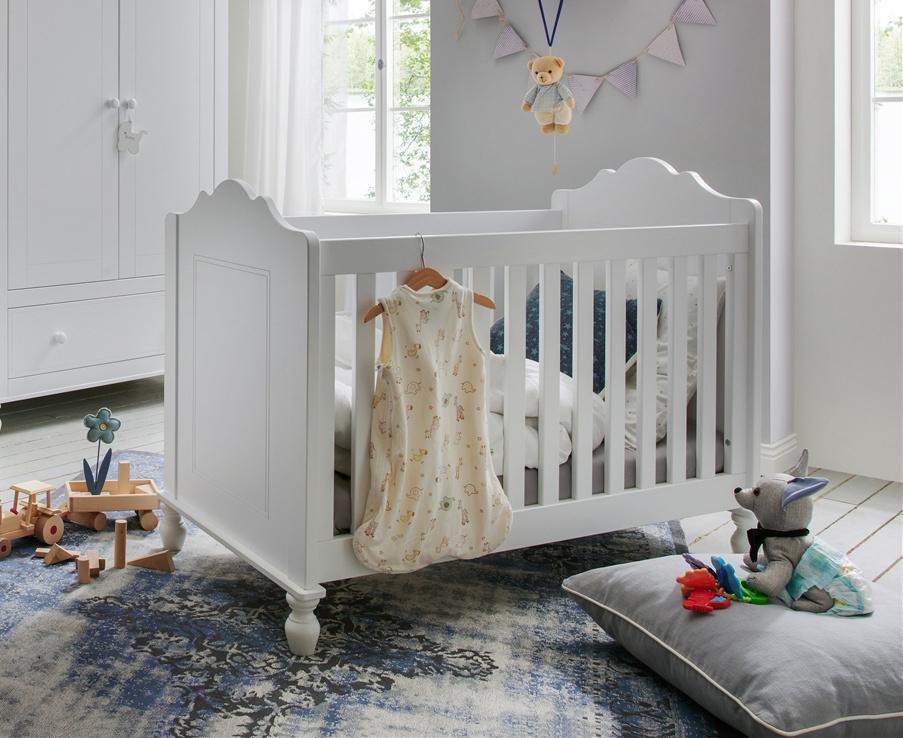 Wanneer en hoe van babybed naar een kinderbed?