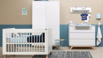 Belangrijke basis die je nodig hebt voor de babykamer