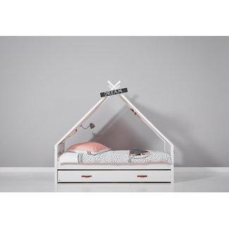 LIFETIME kidsrooms Cool kids Tipi bed - Rainbow