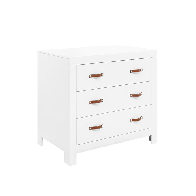 Bopita Commode Lucca Wit met 3 lades