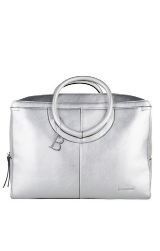 Bulaggi Bazmar laptop bag zilver