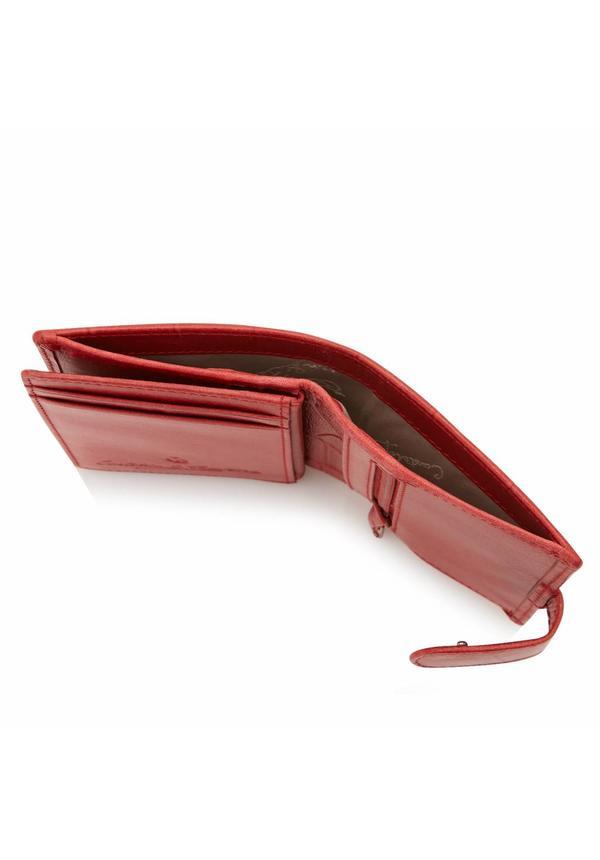 Cocco RFID Creditcard etui geldvak Rood