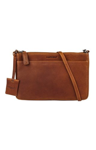 Burkely Antique Avery X-Over Cognac