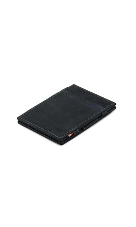 Garzini Magic Wallet Carbon Black