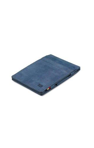 Garzini Magic Wallet Sapphire Blue