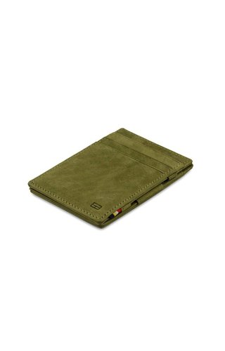 Garzini Magic Wallet Olive Green