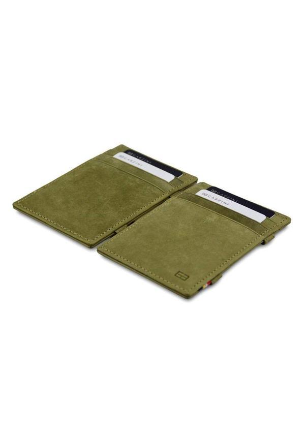 Magic Wallet Olive Green
