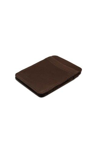 Hunterson Magic Wallet RFID Brown