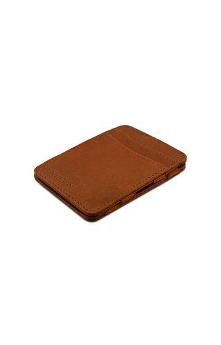 Hunterson Magic Wallet RFID Cognac