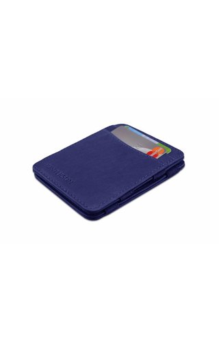Hunterson Magic Wallet RFID Blue