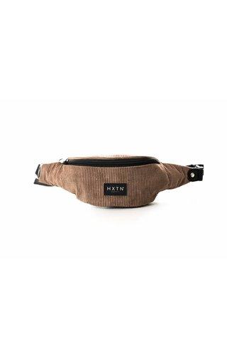 HXTN Cord Tan Bum Bag