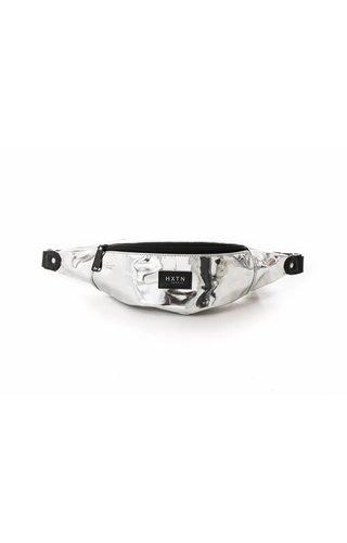 HXTN Mirror Silver Bum Bag