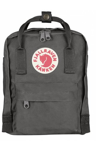 Fjäll Räven Kånken Mini Super Grey