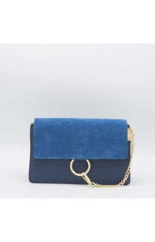 IT BAGS Inspired C bag blauw