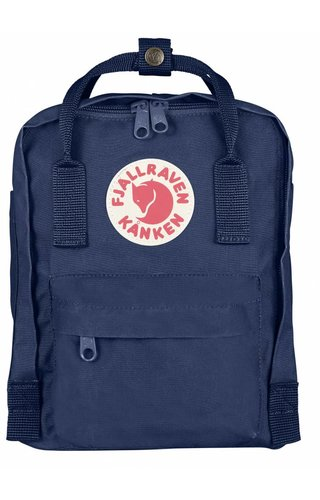 Fjäll Räven Kånken Mini Royal Blue