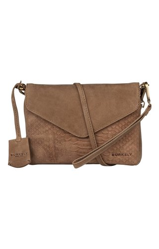 Burkely Hunt Hailey X-Over S Flap Taupe