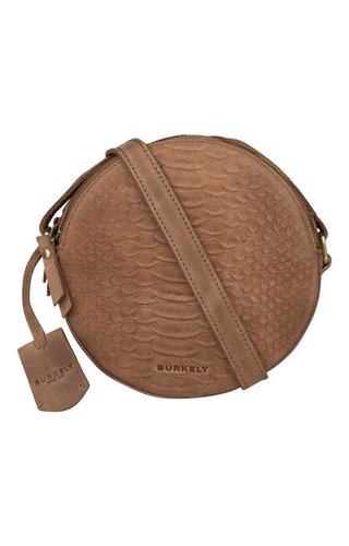 Burkely Hunt Hailey X-Over Round Taupe