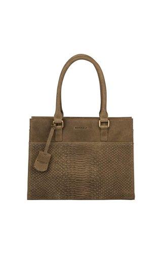 Burkely Hunt Hailey Handbag S Olijf groen